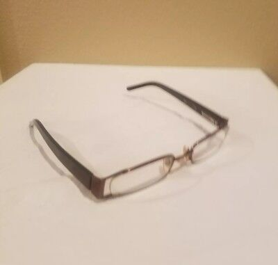 CHELSEA MORGAN EYEGLASSES Frames CM001 Brown 47[]20 135 - $28.50 ...