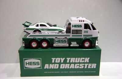 2016 Hess Toy Truck Dragster***Brand New*