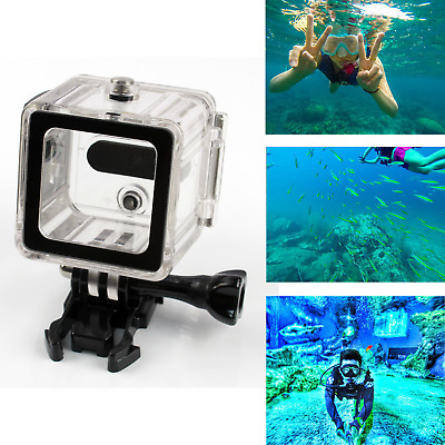 40M Underwater Waterproof Diving Housing Case Cover for Gopro Hero 4 Session