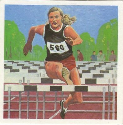Olympic Hudler, Mary Peters. 1983