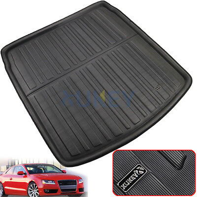 Rear Trunk Tray Boot Floor Mat Cargo Liner For AUDI A5 S5 RS5 B8 Coupe 08-16