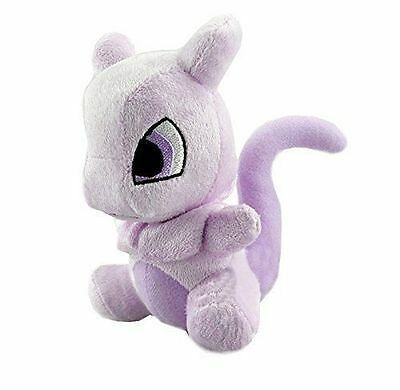 "Pokemon Center Mewtwo Plush Doll Soft Stuffed Figure Toy 6"" Collectible US ship"