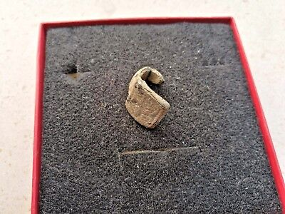 Pagan Celtic Druid Runes Wicca Amazing Bronze Ring!! 200Bc!!!!!
