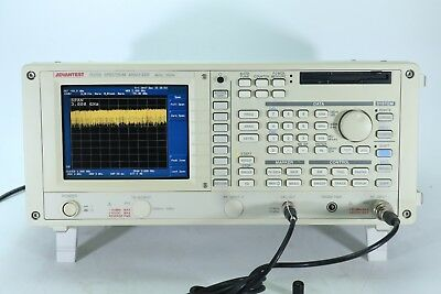 Advantest R3132 Spectrum Analyzer 9Khz - 3Ghz  160600054
