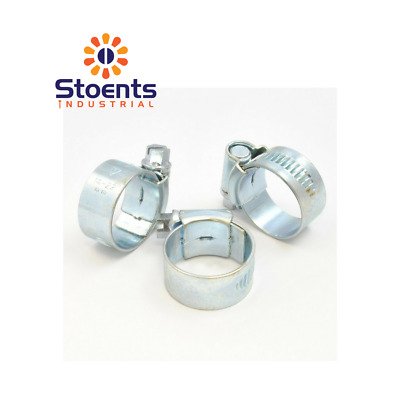 Bright Zinc Plated (BZP) Jubilee Hose Clip Clamp 14-22mm