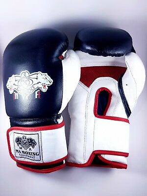 MA Boxing Sparring Gloves MMA Punch Bag Mitt UFC Fight Training 12oz-16oz