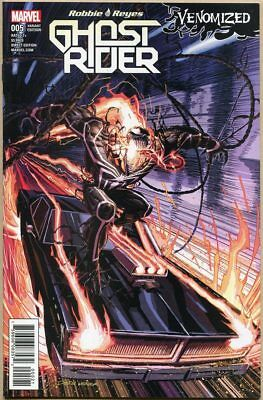 Ghost Rider (Vol. 5) #5 - NM - Venomized Variant