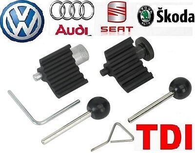 VW Audi Skoda Seat  Diesel Engine Camshaft  Crankshaft Timing Pulley Lock Tool