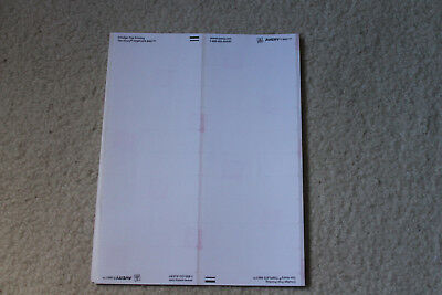 40 Sheets AVERT 8461 template Smudge free printing stickers/labels/tags