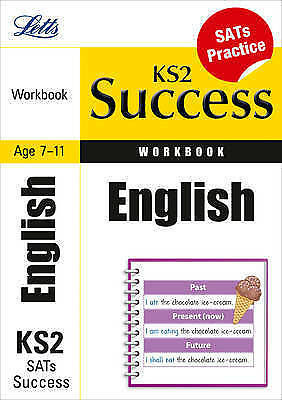 KS2 English Workbook by Letts Educational (Paperback, 2007)