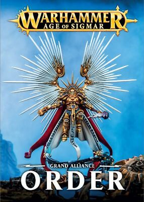 Grand Alliance Order (Deutsch) Warhammer Age of Sigmar Games Workshop AoS Buch
