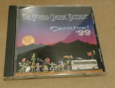 Carnival '99 by The String Cheese Incident (CD, Jul-2005, 2 Discs, SCI Fidelity