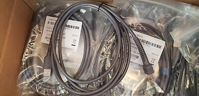 Free Shipping LOT 100 New USB Cable for Symbol LS2208 DS4208 LS9208 LS4278