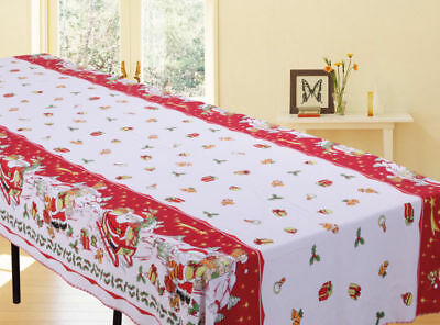 [50%off!!]Christmas Printed Tablecloth- SD1665