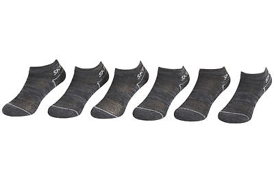 Skechers Boy's 6-Pairs Low Cut Socks