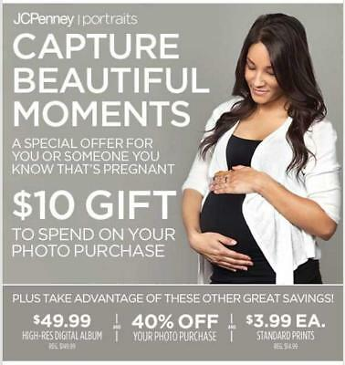 JCPenney Portraits $10 OFF & 40% OFF Photo Purchase Coupon expires 12/31/17
