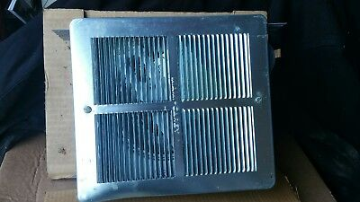 """New Old Stock Miami Carey Bathroom  Exhaust Fan Assembly """" Unused And Working"""