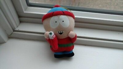 South Park Stan Marsh Plush Doll Toy Christmas Ornament Comedy Central Cartoon
