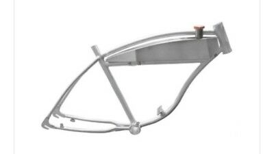 Motorized Bicycle Frame High Performance Racing Clic Gt Aluminum Color