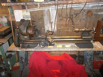 craftsman /atlas  lathe # 10107403 ,12 x 36  metal lathe with tooling ,very nice