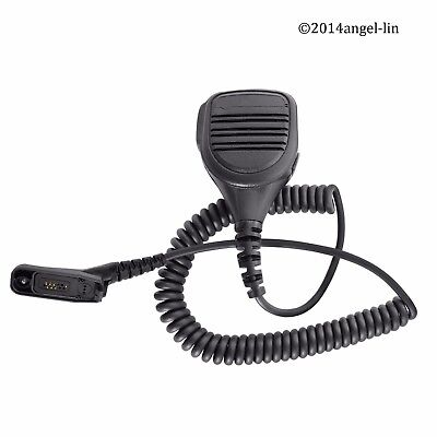 Microphone Speaker for Motorola XPR7350 XPR7380 XPR7550 XPR7580 Portable Radio
