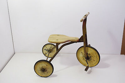 Childs Vintage Tricycle Circa 1940s/50s
