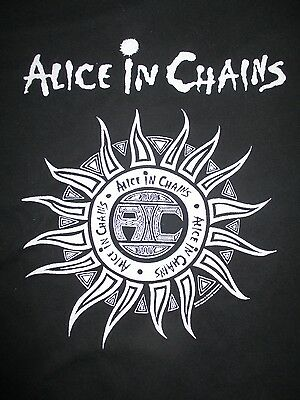 2006 ALICE IN CHAINS Concert Tour (3XL) T-Shirt JERRY CANTRELL