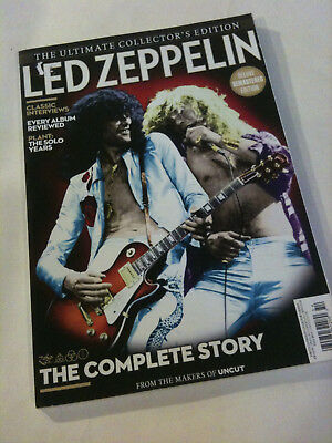 LED ZEPPELIN, THE ULTIMATE COLLECTOR'S EDITION UK 2015 'Uncut' Magazine