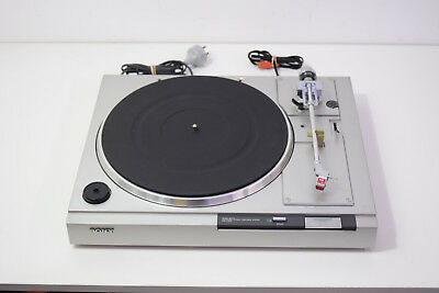 Sony PS-LX 22 Vintage Turntable Direct Drive incl. new stylus