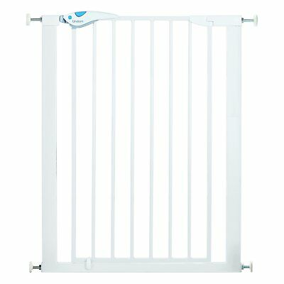 Baby Extra High Tall Pressure Indicator Safety Gate Pet Child Stair Barrier UK