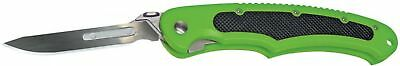 Havalon Piranta Bolt Knife in Green/Black
