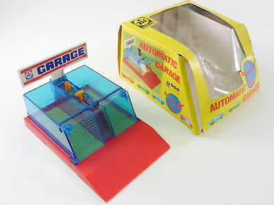 AK Stelco 655 Matchbox Garage Automatic Mini Car World selten OVP 1603-18-63
