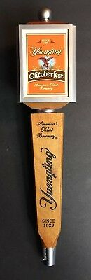 Yuengling Oktoberfest America's Oldest Brewery Since 1829 Beer Tap Handle