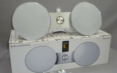 B&O Bang & Olufsen BeoSound 8 Music System Wireless Soundstation Boxed RRP£900