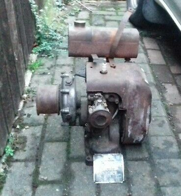 Vintage BSA Power Unit Stationary Engine Collectable Parts Project Spares Repair