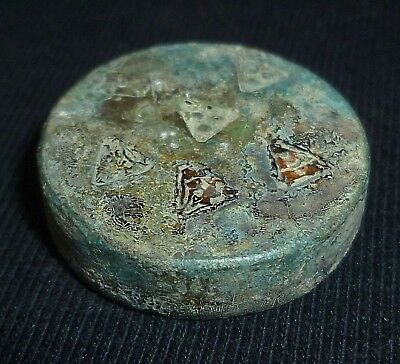 VIKING Ancient Artifact - Bronze TRADE WEIGHT Circa 900-1100 AD            -A562