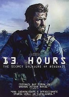Dvd 13 Hours - The Secret Soldiers Of Benghazi (2018) ....NUOVO