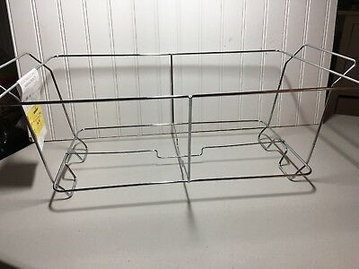 Chafing Dish Wire Rack Single can LeoLight 202 12.5x8  New with tags