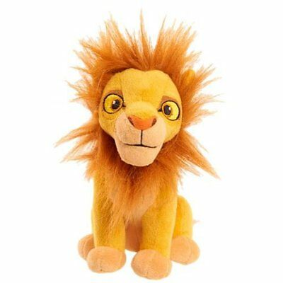 Disney Lion Guard -6 Inch Mini Plush Figure- Simba