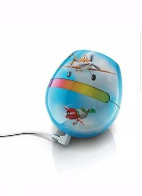 Disney 717045348 Living Colors Micro Planes Philips Night Light 64 Colors