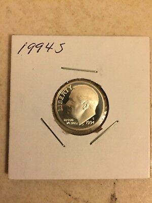 1994 S Silver 10C (Proof) Roosevelt Dime