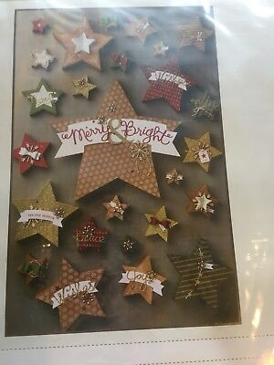 """Stampin' Up! """"Many Merry Stars Simply Created"""" Kit"""
