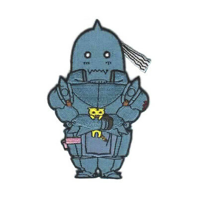 FullMetal Alchemist Al Holding Kitty Anime Iron-On Patch Official Licensed Cyte