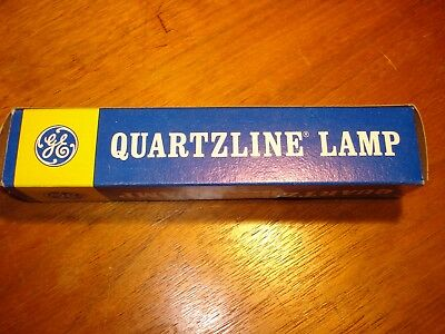 Quartzline Lamp 150W 25V by GE - New - Sold Individually