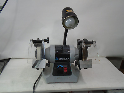 Awe Inspiring Delta 6 Bench Grinder 2 Amp Variable Speeds 3400 Rpm 6 Inch Gmtry Best Dining Table And Chair Ideas Images Gmtryco