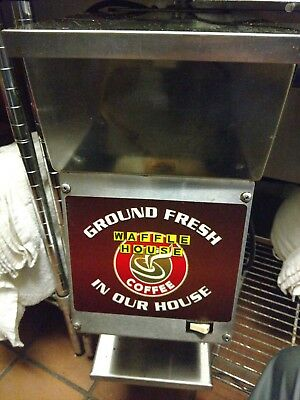 waffle house coffee grinder