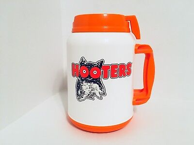 Whirley Thirst Universe Large 64 Oz Travel Mug ~ Hooters Travel Mug