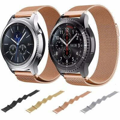 Gear S3 Frontier / Classic Watch Band Stainless Steel Band Strap Bracelet Bands
