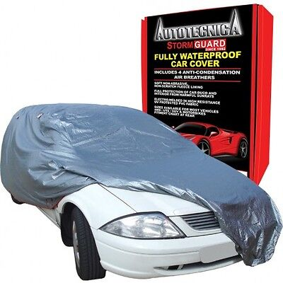 AUTOTECNICA STORMGUARD FULL WATERPROOF STATION WAGON CAR COVER UP To 5.2M 1/197