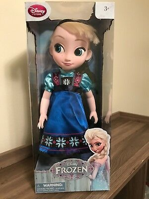 Disney Animator's Frozen Collectable Baby Elsa Doll